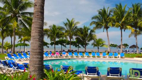 Resorts com serviço completo