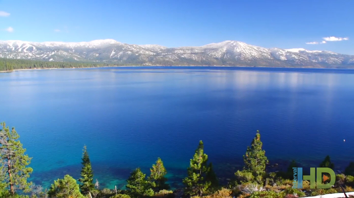Californie et Nevada, lac Tahoe