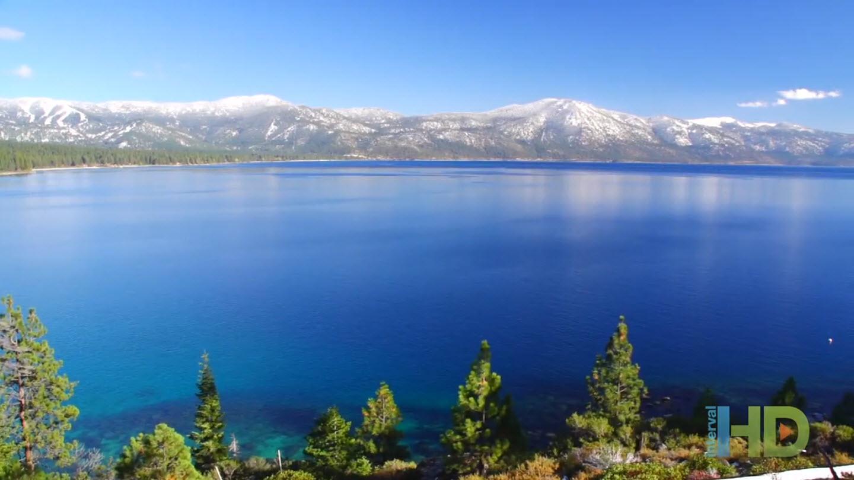 Califórnia e Nevada, Lago Tahoe