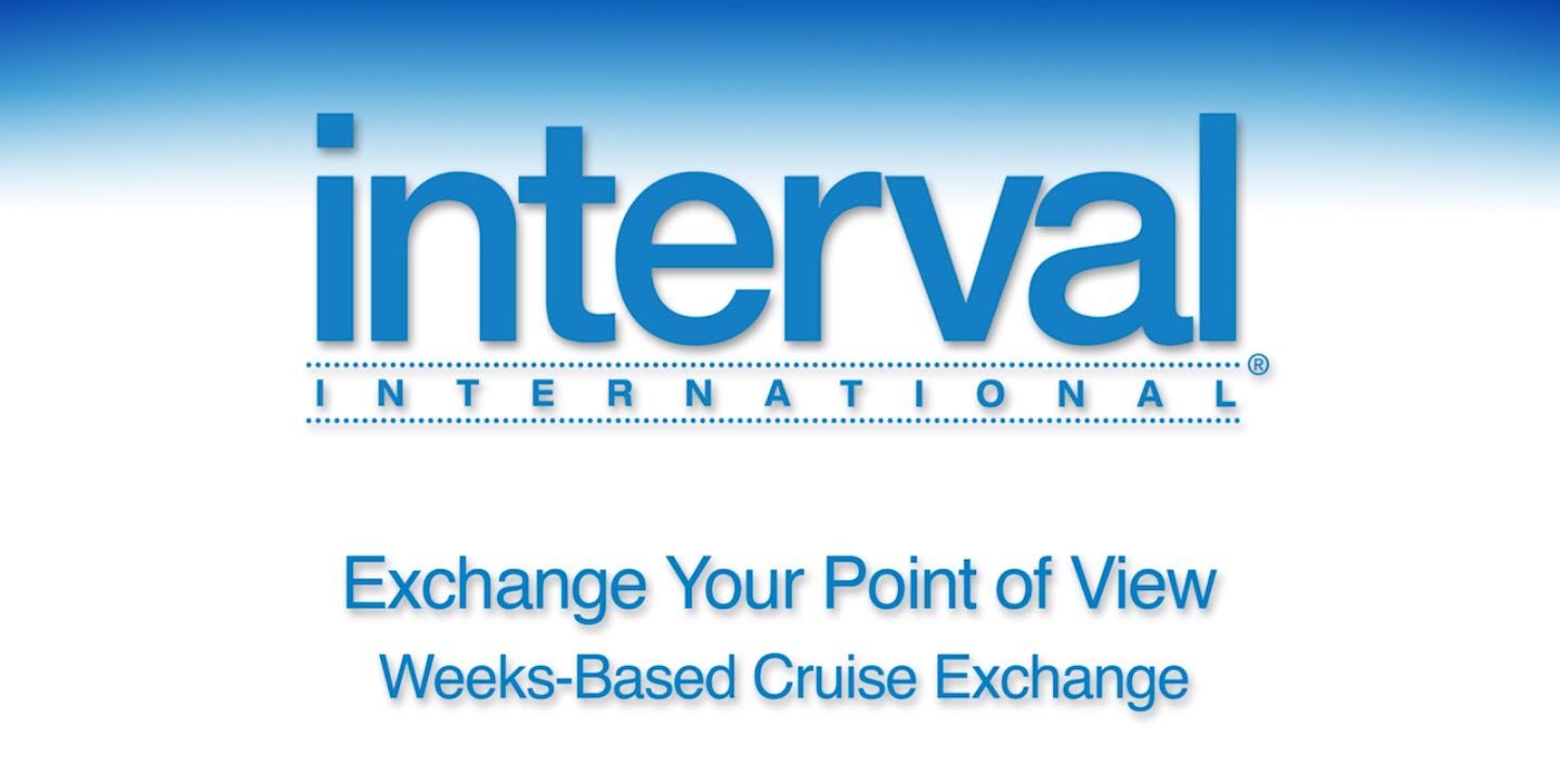 Interval Weeks - Cruise Exchange