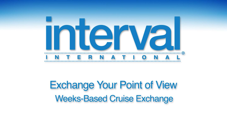 Semanas Interval - intercâmbio de cruzeiros