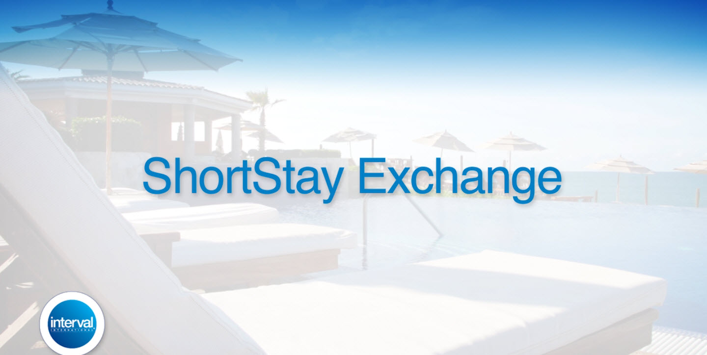 Semanas Interval - Intercambio de ShortStay