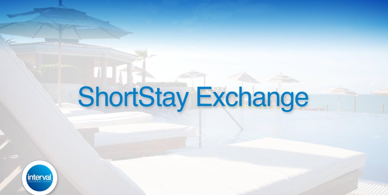 Interval Weeks - ShortStay Exchange