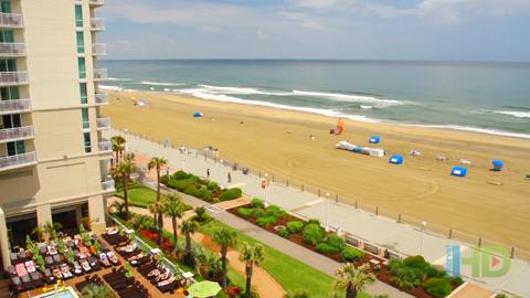 Ocean Beach Club's Beach Tower and Oceanaire Tower