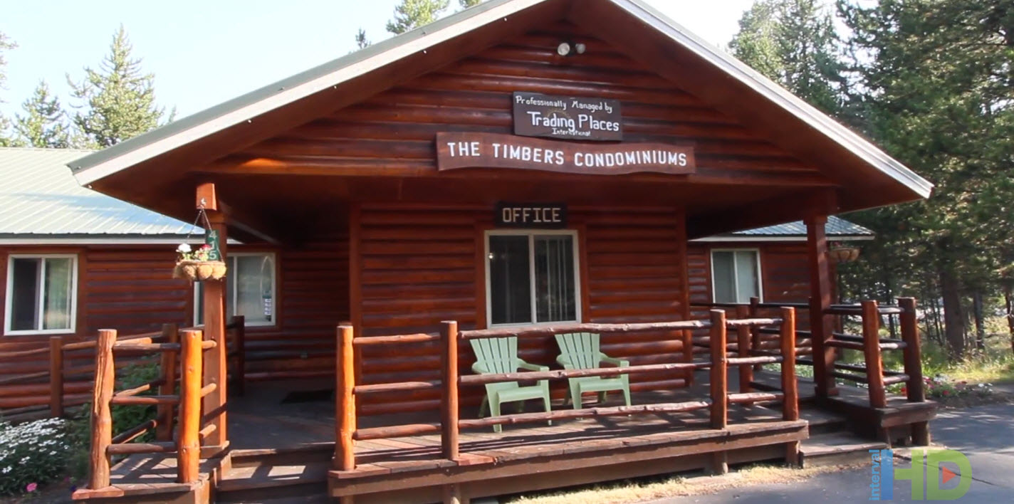 The Timbers Condominiums at Island Park Village Resort