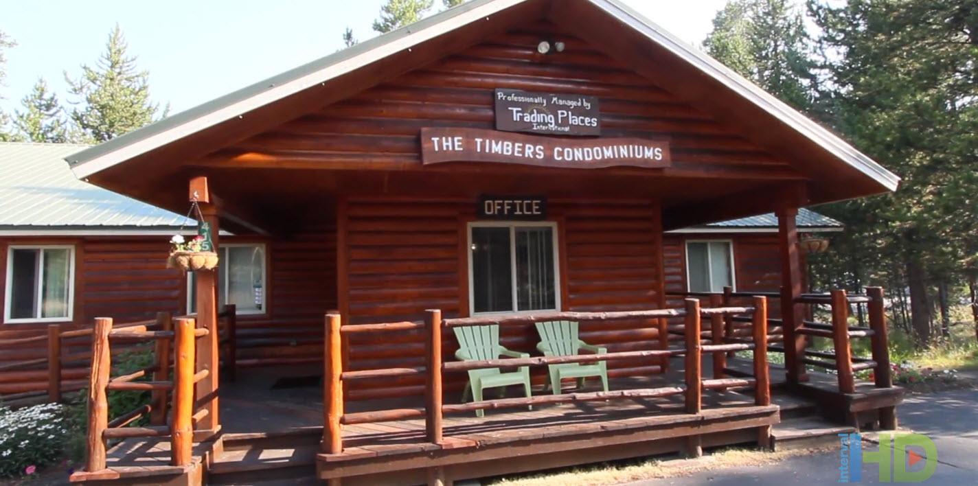 The Timbers Condominiums at Island Park Village Resort