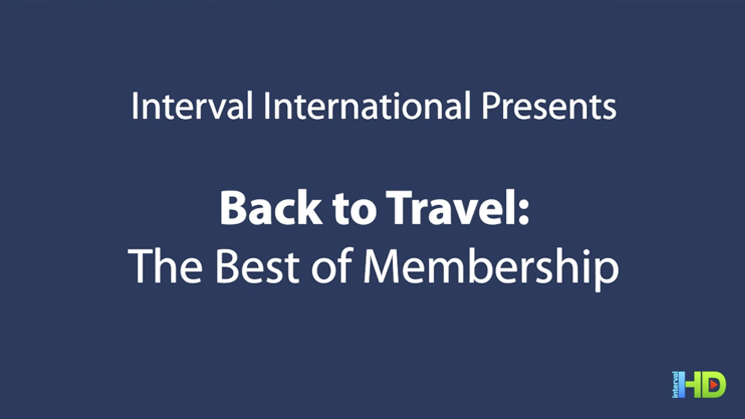 Back To Travel 2 The Best of Membership