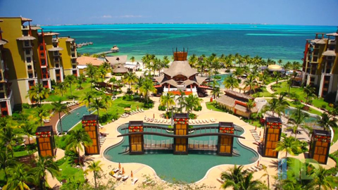 Villa del Palmar Canc�n Beach Resort and Spa