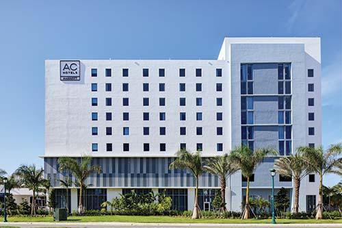 Ac hotel aventura