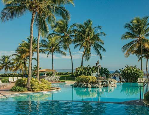 Interval International Resort Directory Aquarius Vacation Club At Dorado Del Mar Beach