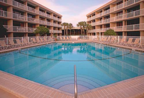 Interval International Resort Directory The Beach Club At St Augustine And Tennis