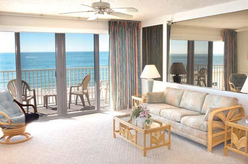 Rent timeshare at Commodore Beach Club