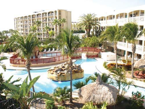 Interval International Resort Directory C Reef Beach St Pete Florida