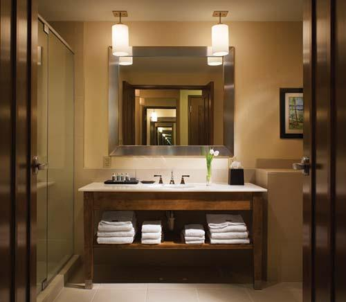 Interval international resort directory westin dawn for Hotel spa decor