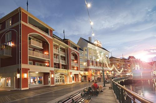 Buy timeshare at Disney s BoardWalk Villas