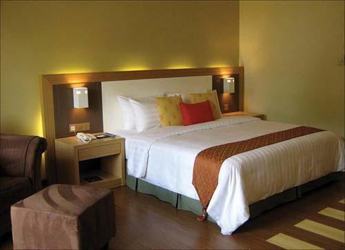 Sell timeshare at Club Asia International - Holiday Inn Resort Damai Lagoon