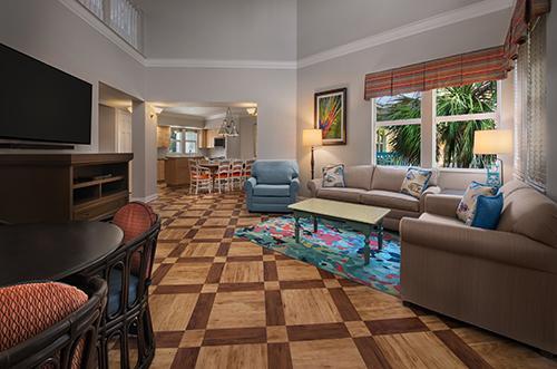 Interval international resort directory disney 39 s old key west resort for Disney old key west 3 bedroom villa