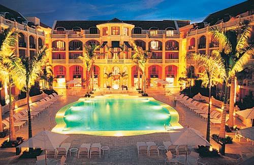 Interval International Resort Directory Hotel Sofitel Legend Santa Clara Bóvedas De