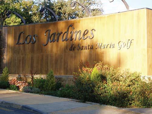 Interval international resort directory jardines de for Los jardines de santa maria golf