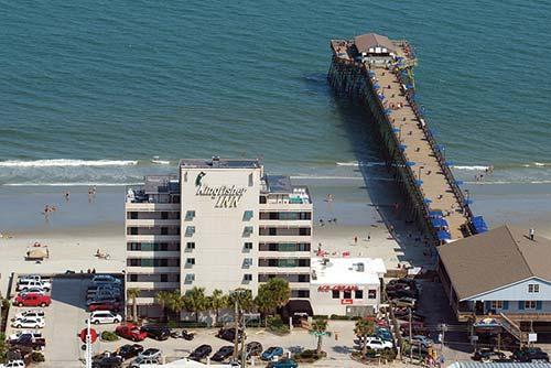 Kingfisher Inn. Garden City Beach, South Carolina