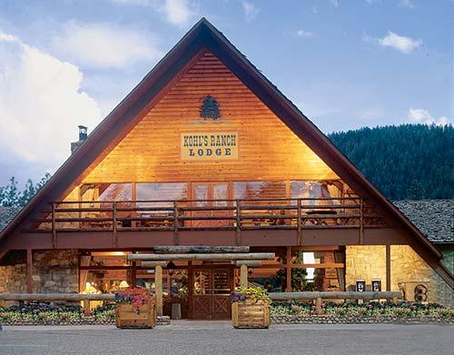 Buy timeshare at Premiere Vacation Club at Kohl s Ranch Lodge