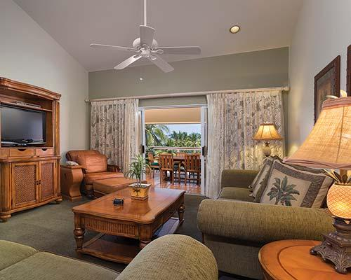 Rent timeshare at The Kona Coast Resort II