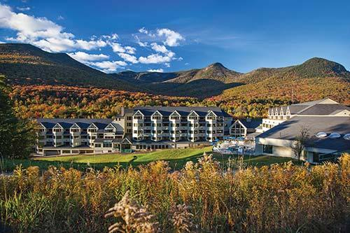 Rent timeshare at The Mountain Club on Loon