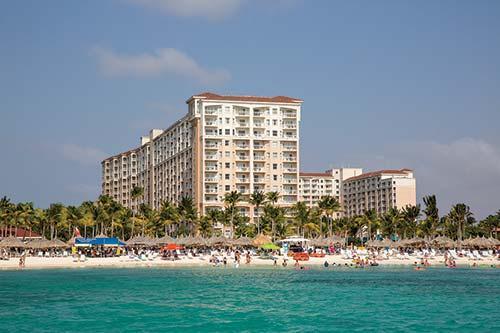 Interval international resort directory marriott 39 s aruba - Marriott aruba surf club 2 bedroom villa ...