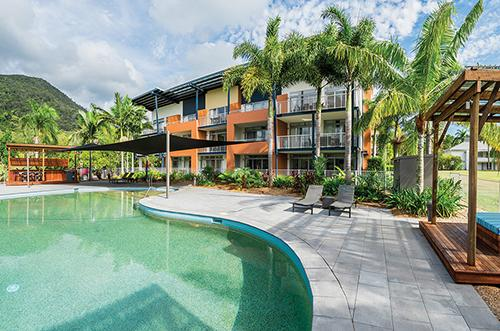 Sell timeshare at Accor Premiere Vacation Club at Novotel Palm Cove Resort