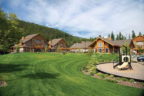 Photo of Northstar Mountain Village,