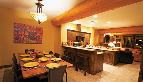 Rent timeshare at Northstar Mountain Village