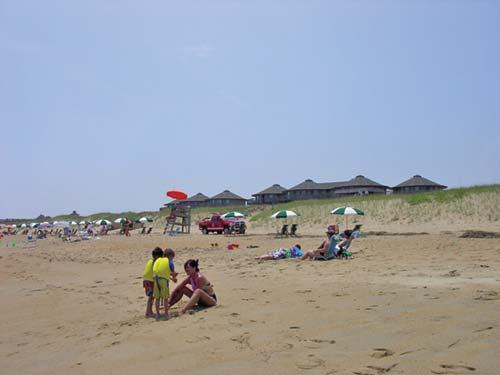 Description Amenities Map Weather The Outer Banks Beach