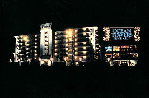 Interval International Resort Directory Ocean Towers