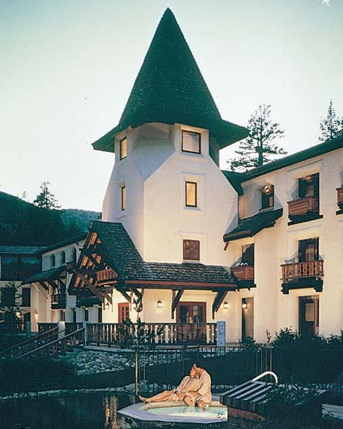 Buy timeshare at Olympic Village Inn