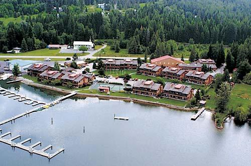 Rent timeshare at Pend Oreille Shores Resort