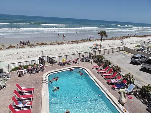Seven Seas Resort Daytona Beach Ss Florida Sez Exchange Getaways Description Amenities Map Weather