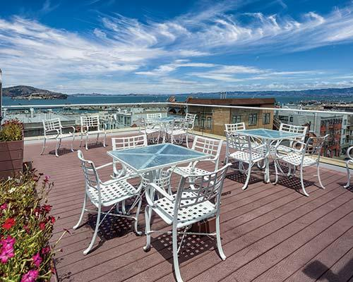 Rent timeshare at The Suites at Fisherman s Wharf
