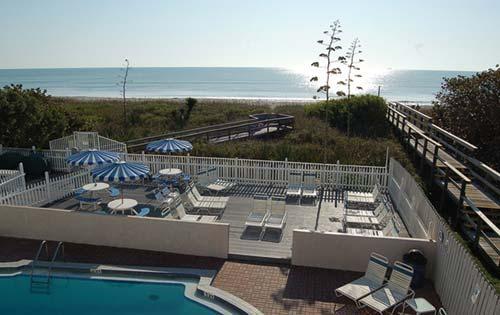 Seagull Resort Cocoa Beach