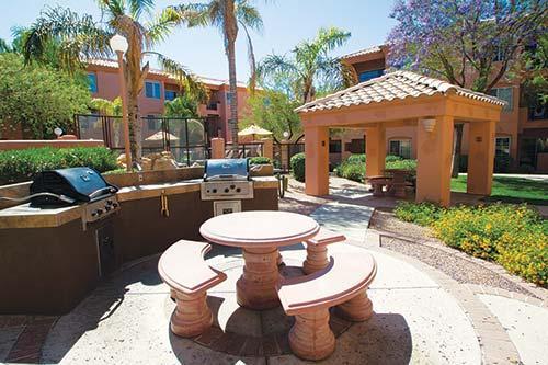 interval international resort directory scottsdale villa. Black Bedroom Furniture Sets. Home Design Ideas