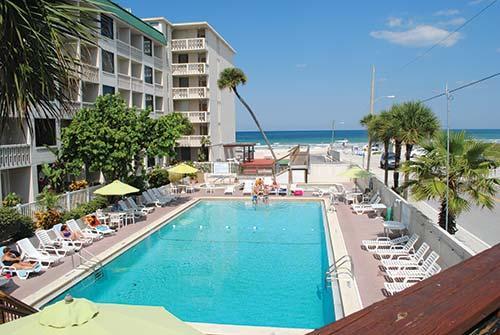 Silver Beach Club Resort Daytona Florida