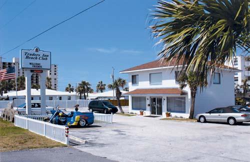 Traders Inn Beach Club Ormond Florida