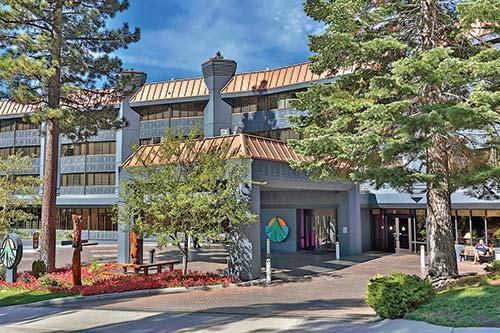 Buy timeshare at Tahoe Seasons Resort at Heavenly Valley